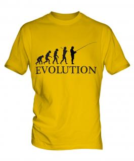 Fishing Evolution Mens T-Shirt