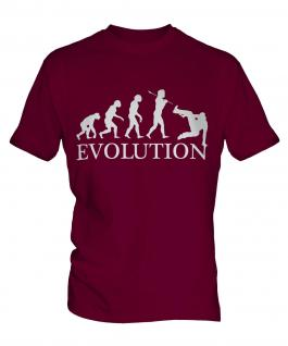 Parkour Evolution Mens T-Shirt