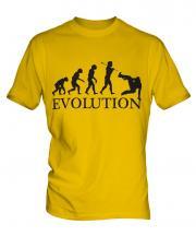 Parkour Evolution Mens T-Shirt