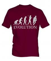 Gaelic Football Evolution Mens T-Shirt
