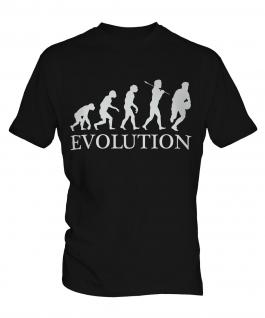 Gaelic Football Evolution Mens T-Shirt