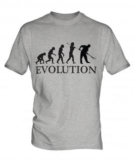 Gardener Evolution Mens T-Shirt