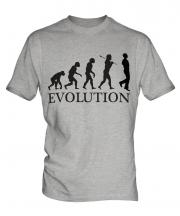 Irish Dancing Evolution Mens T-Shirt