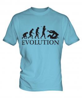 Judo Evolution Mens T-Shirt