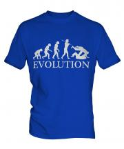 Judo Evolution Mens T-Shirt