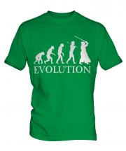 Kendo Evolution Mens T-Shirt