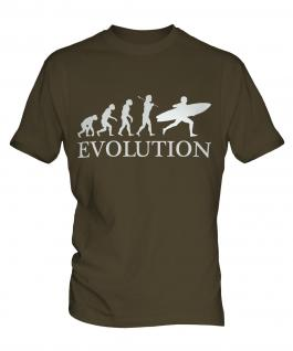 Lifeguard Evolution Mens T-Shirt