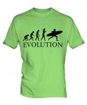 Lifeguard Evolution Mens T-Shirt