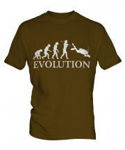 Underwater Photography Evolution Mens T-Shirt