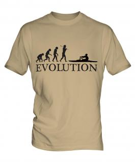 Rowing Evolution Mens T-Shirt