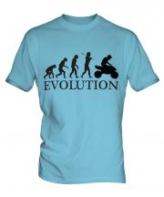 Quad Bike Evolution Mens T-Shirt