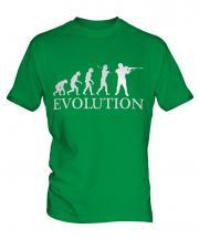 Soldier Evolution Mens T-Shirt