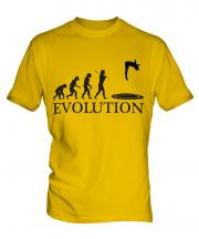 Trampoline Evolution Mens T-Shirt