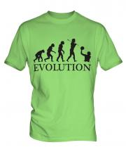 Water Polo Evolution Mens T-Shirt