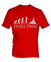 Wrestling Evolution Mens T-Shirt