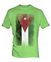 Jordan Faded Flag Mens T-Shirt