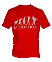 Popstar Moonwalk Evolution Mens T-Shirt