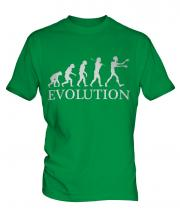 Zombie Evolution Mens T-Shirt