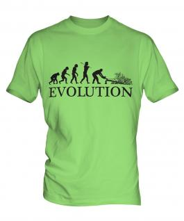 Tree Surgeon Evolution Mens T-Shirt