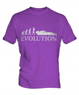 Motor Racing Evolution Mens T-Shirt