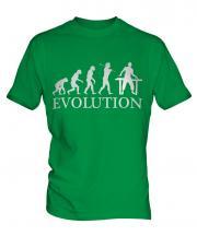 Dj Evolution Mens T-Shirt