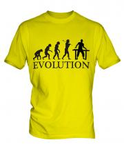 Dj Evolution Mens T-Shirt