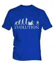 Gamer Evolution Mens T-Shirt