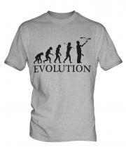 Juggler Evolution Mens T-Shirt