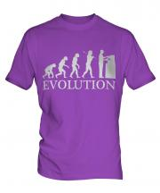 Barista Evolution Mens T-Shirt