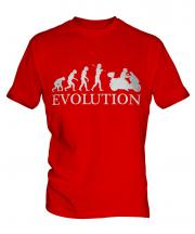 Scooter Evolution Mens T-Shirt