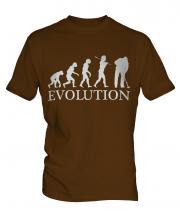 Cleaner Evolution Mens T-Shirt