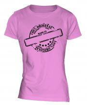 Made in... Ladies T-Shirt