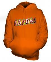 Comic Kapow Unisex Adult Hoodie