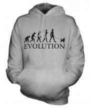Affenpinscher Evolution Unisex Adult Hoodie