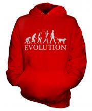 Akbash Dog Evolution Unisex Adult Hoodie