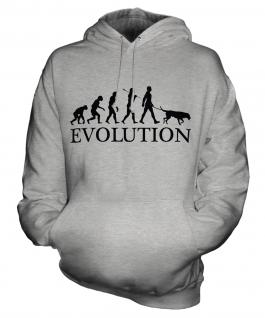 Beauceron Evolution Unisex Adult Hoodie