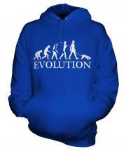 Jack Russell Terrier Evolution Unisex Adult Hoodie