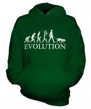 Kuvasz Evolution Unisex Adult Hoodie
