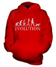 Lakeland Terrier Evolution Unisex Adult Hoodie