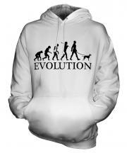 Manchester Terrier Evolution Unisex Adult Hoodie