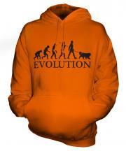 Newfoundland Evolution Unisex Adult Hoodie