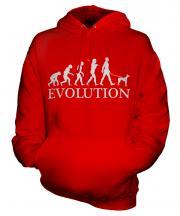 Pharaoh Hound Evolution Unisex Adult Hoodie