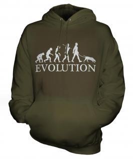 Vizsla Evolution Unisex Adult Hoodie
