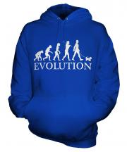 Yorkshire Terrier Evolution Unisex Adult Hoodie