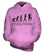 Ice Climber Evolution Unisex Adult Hoodie