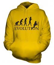 Rock Climber Evolution Unisex Adult Hoodie