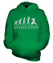 Ninja Evolution Unisex Adult Hoodie