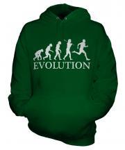 Runner Evolution Unisex Adult Hoodie