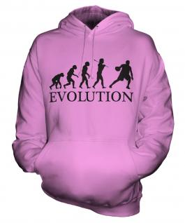 Basketball Player Evolution Unisex Adult Hoodie