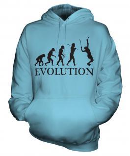 Tennis Player Evolution Unisex Adult Hoodie
